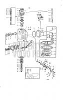 Upper Gear Unit S-Drive Unit 120SB, S120C: 872808 2001, 2001B, 2002, 2002B, 2002D, 2003, 2003B, 2003D