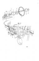 Steering Mechanism, Roto Pilot AQ Drive Unit 290A AQ311A, AQ311B