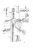 Reverse Gear MS2B-L: 872831 2001, 2001B, 2001AG, 2001BG, 2002, 2002B, 2002D, 2002AG, 2002BG, 2003, 2003B, 2003D, 2003AG, 2003BG, 2003T, 2003TB, 2003 SOLAS, 2003B SOLAS, 2003TB SOLAS, 2003TR