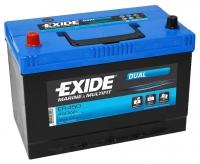 Аккумуляторная Батарея, Exide, Dual, Marine (12В.,95Am/ч) - ER 450